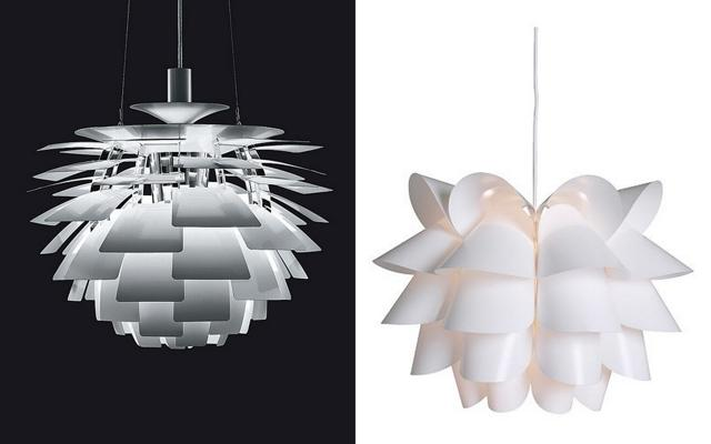 The Cheap Version Of 5 Famous Mid Century Lights