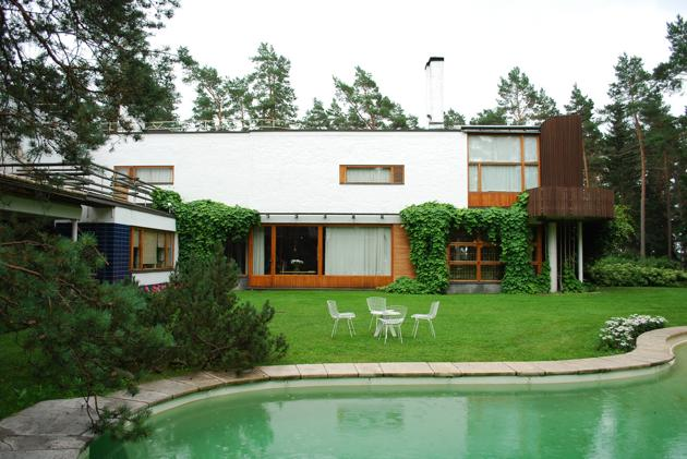 alvar aalto - villa mairea - A Brett on Flickr