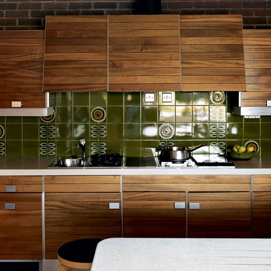 Mid Century Modern Kitchens Cabinets: A Mid-Century Inspired Bungalow