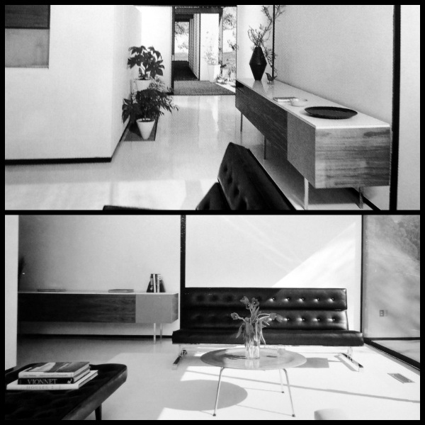 case study house #21 interior