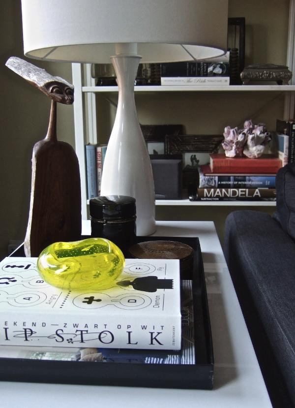 amsterdam Apartment Cobus Van Aswegen living detail