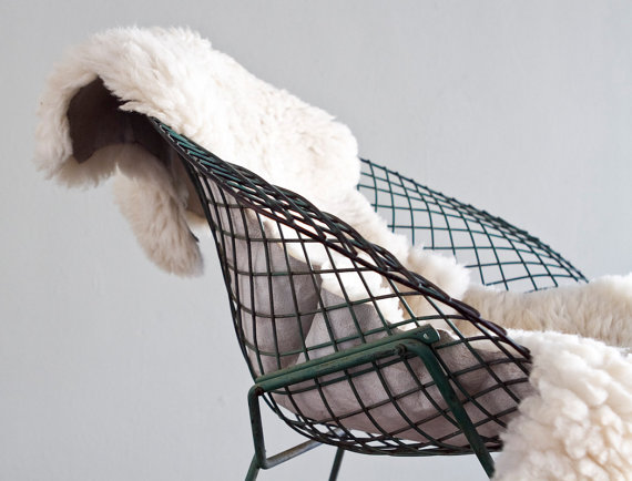Icons Of Mid Century Design The Bertoia Diamond Chair