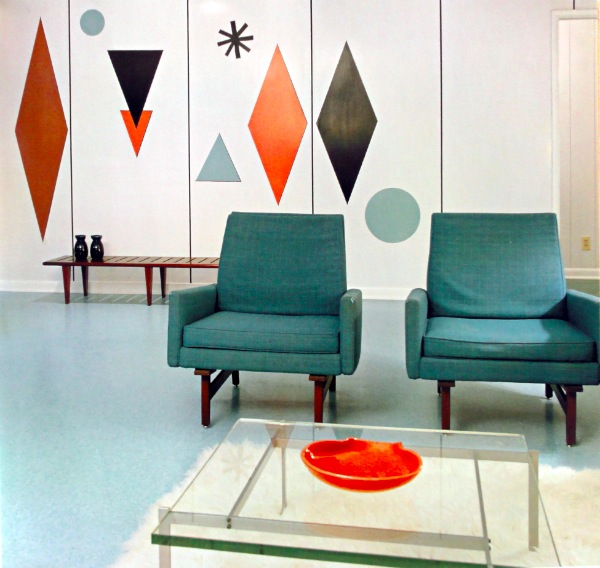 The Colours Of Mid Century Modern Part - Midcentury modern colors