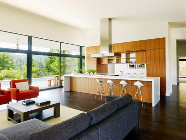 mid century modern architecture by dowling studios - Mid Century Home Design