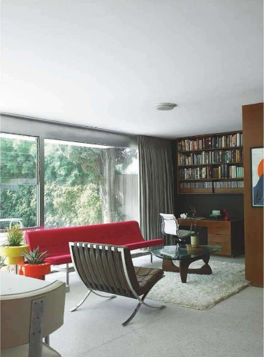 mid century architecture: richard neutra