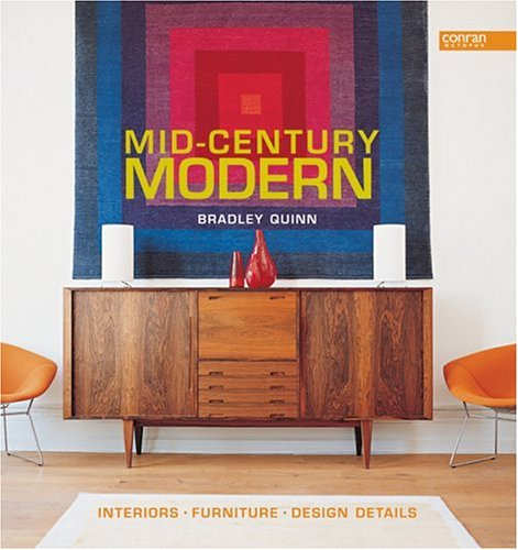 6 Books Every Mid Century Modern Enthusiast Should Have