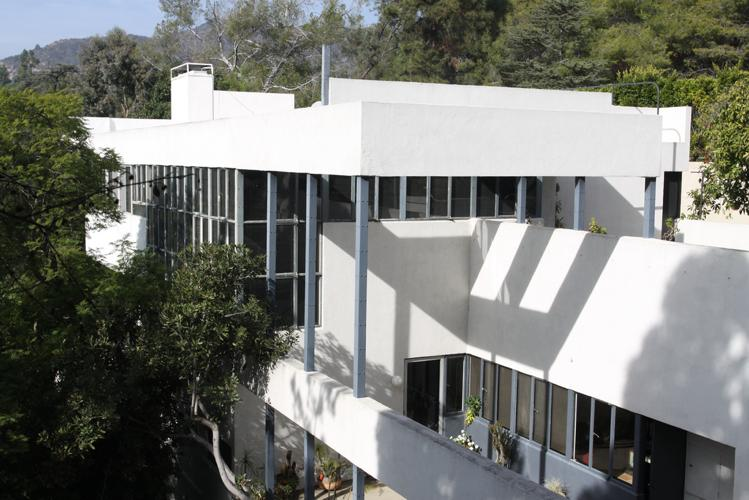 richard neutra lovell house