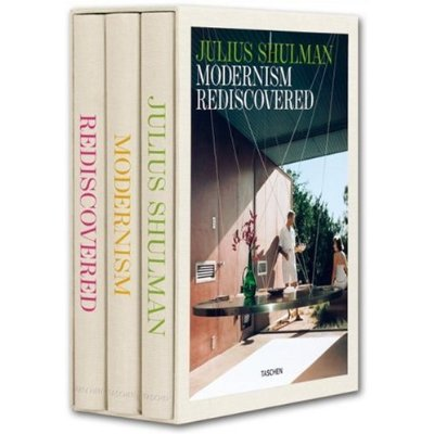 julius shulman modernism rediscovered 3 volumes