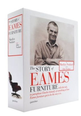 the story of eames furniture book cover