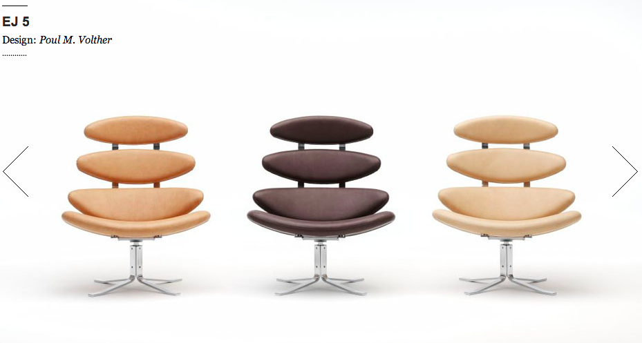 Poul Volther - Ej corona Chair