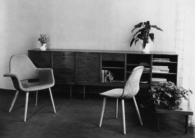 saarinen organic chair