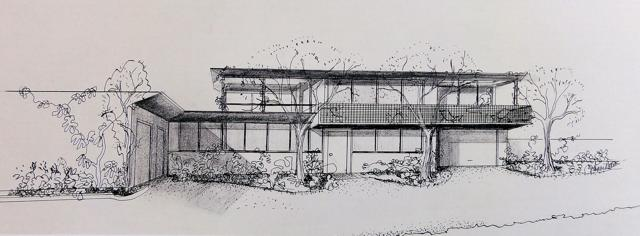 architectural drawings of modern houses. Simple Modern CSH 1 Drawing On Architectural Drawings Of Modern Houses 2