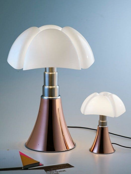 Lights up iconic 50s lamps get an update for Iconic design lamps