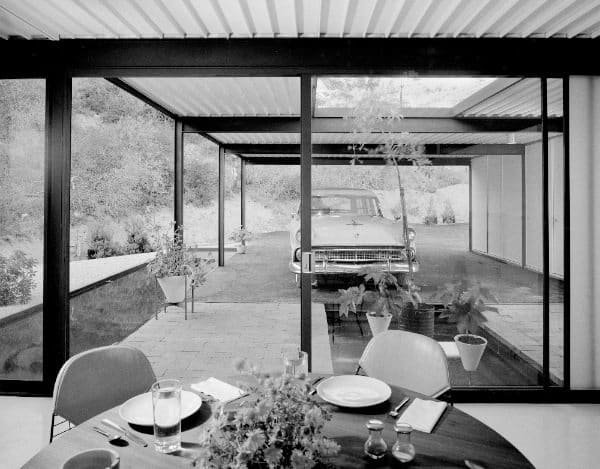 The Case Study House #21 - Pierre Koenig