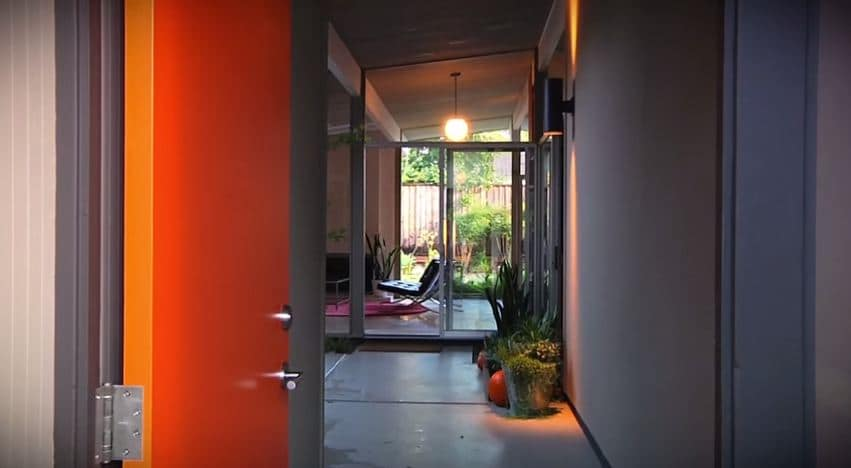 monique lombardelli - eichler entrance