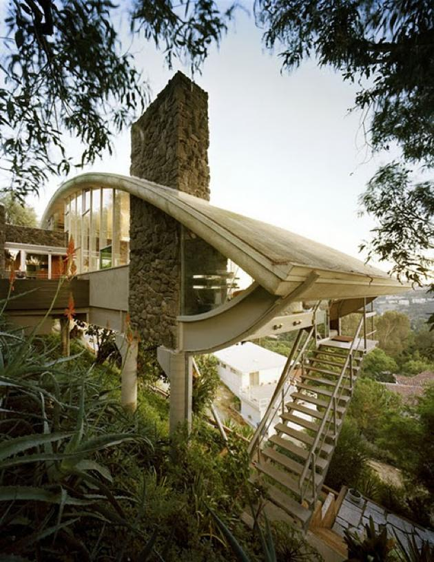 renovating a masterpiece the john lautner garcia house