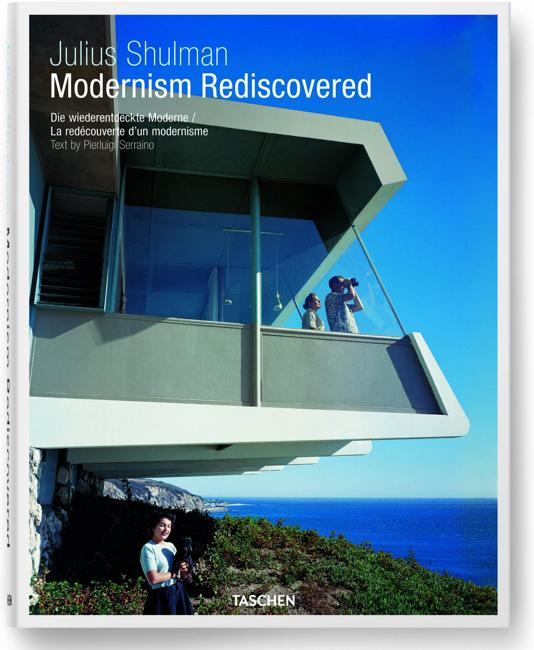 modernism rediscovered book - julius shulman