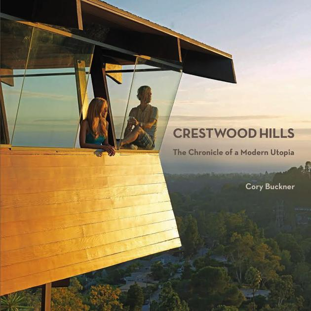 Crestwood Hills book cover - cory buckenr