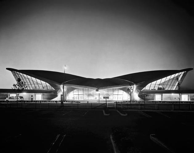 Trans World Airlines Terminal saarinen