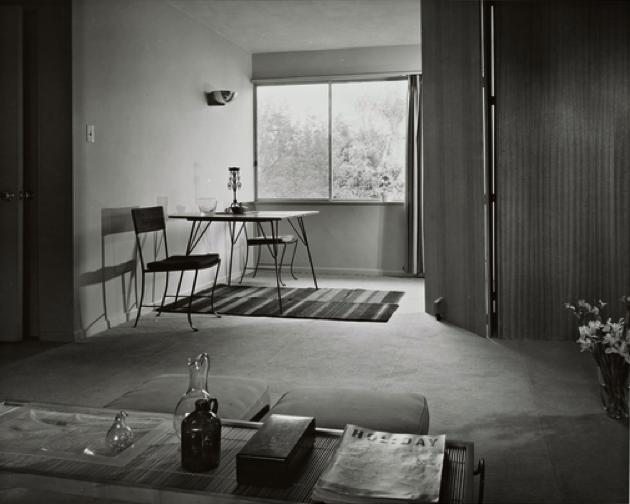 carl maston - virgil apartments - los angeles - 1951 - julius shulman 3