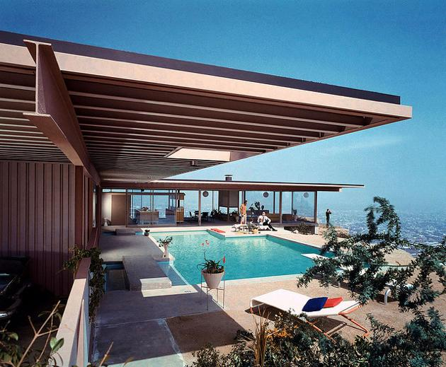 3 Mid-Century Homes Tours You Can Have in Los Angeles