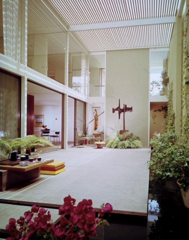 case study house 25 - Killingsworth, Brady and Smith - julius shulman