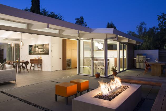 eichler home remodeled klopf architecture 2