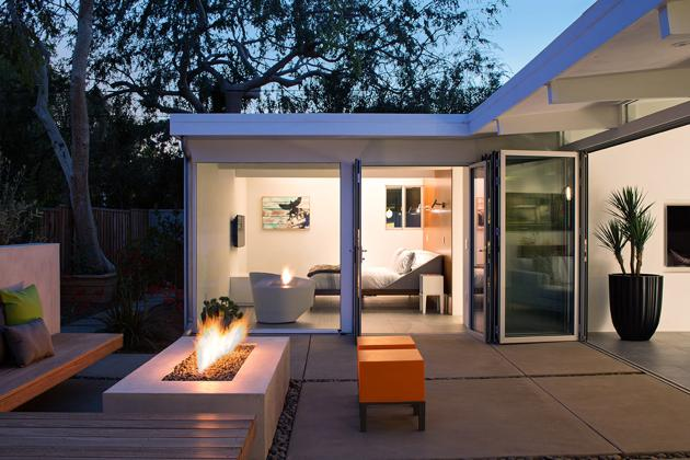 eichler home remodeled klopf architecture 4