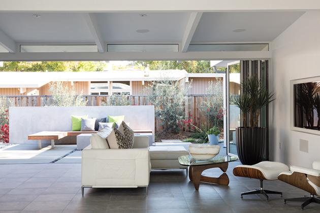 eichler home remodeled klopf architecture 7