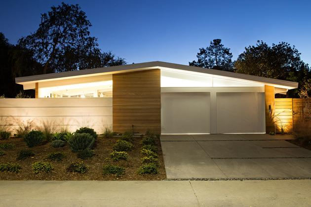 eichler home remodeled klopf architecture