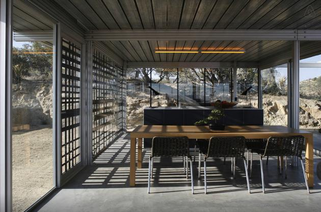itHouse - Pioneertown - Airbnb - Taalmankoch architects