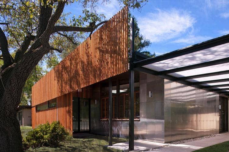 Bellomo architects - Alester Addition Eichler in Palo Alto