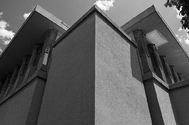 frank lloyd wright unity temple