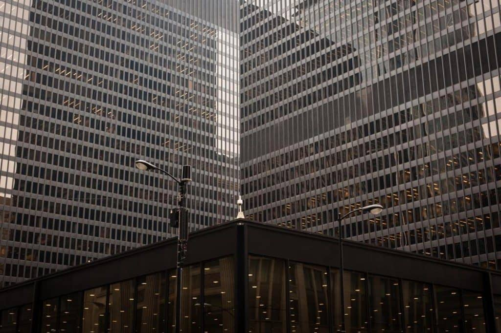 mies van der rove - chicago federal center