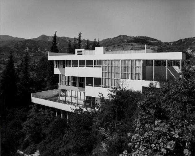 richard neutra - lovell house