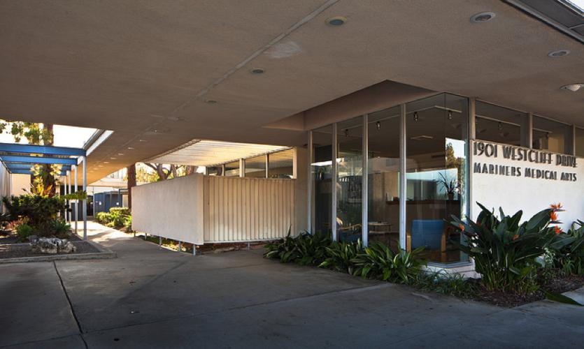 Richard Neutra Mariners Medical Arts - darren bradley
