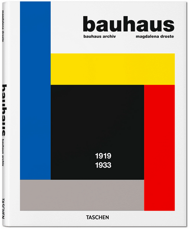 bauhaus book cover