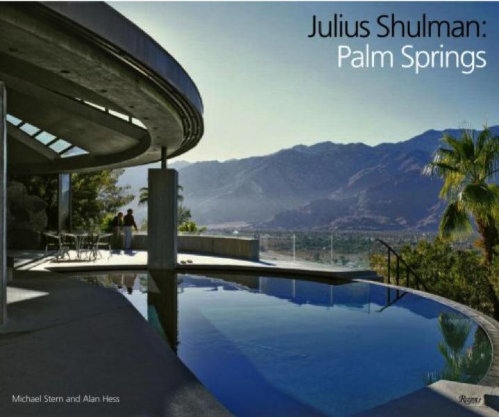 julius shulman - palm springs book cover