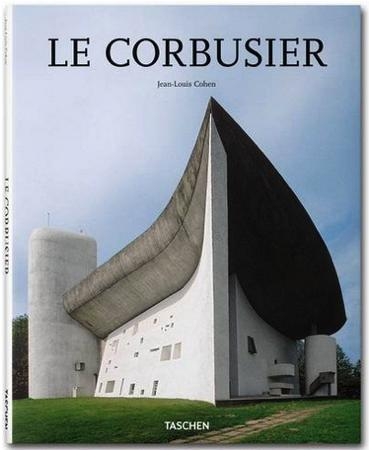 le corbusier book cover