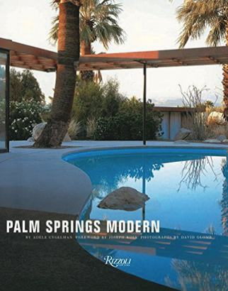 palm springs modern - book cover