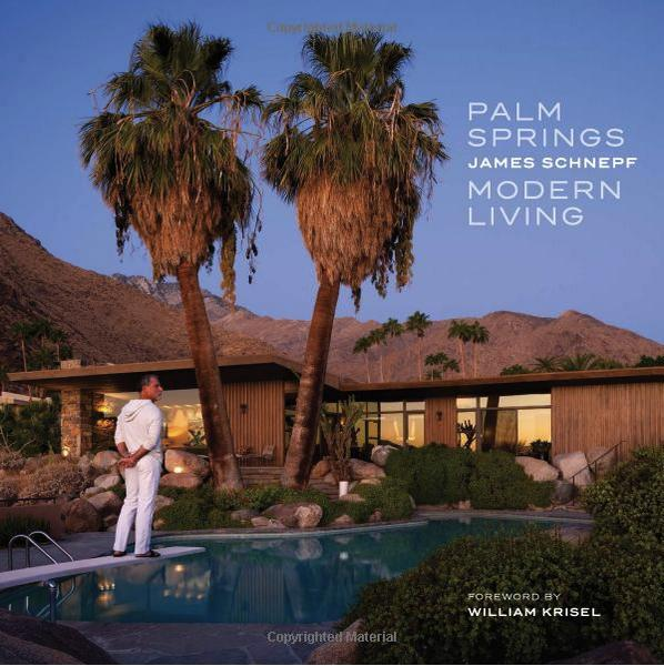 palm springs modern living - cover