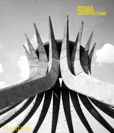brazil's modern architecture - book cover