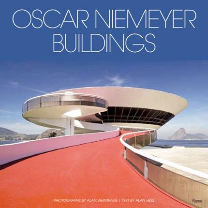oscar niemeyer buildings - book cover