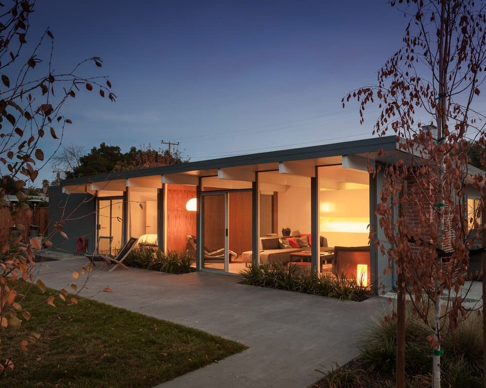 Building Lab Architects Renovate An Eichler In Marinwood