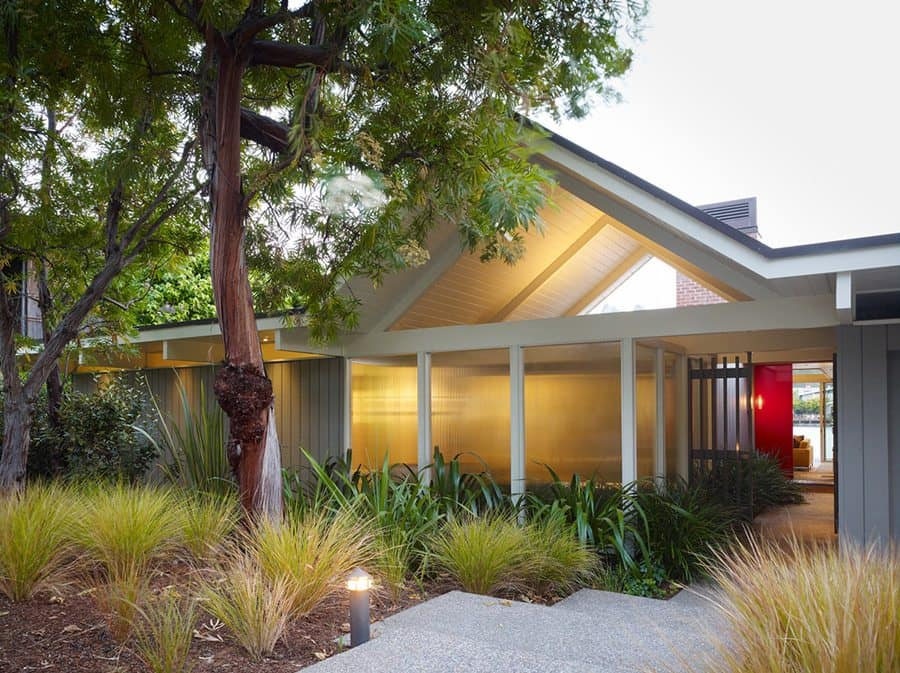 Eichler - A. Quincy Jones Restored by Craig Hudson