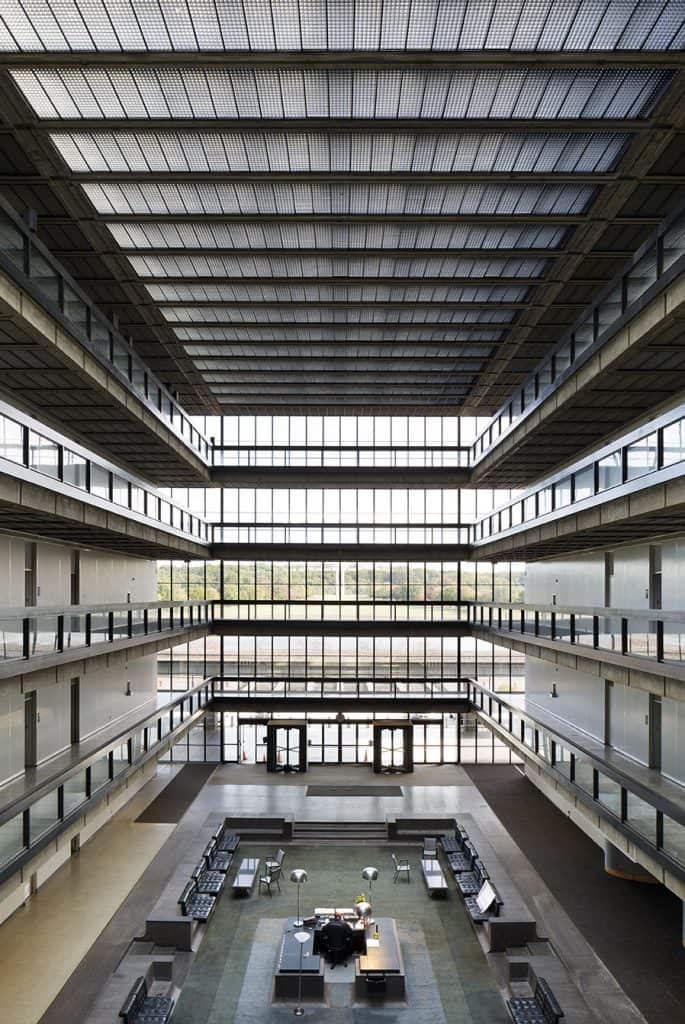 Eero Saarinen Bell Laboratories