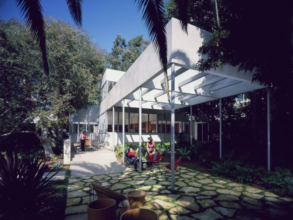 richard neutra sten-frenke-house