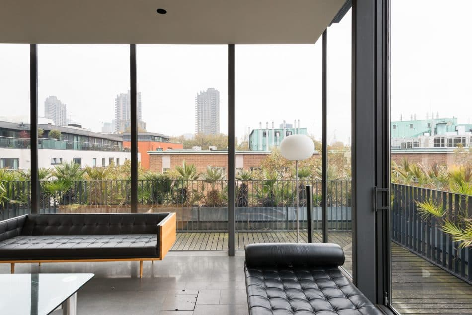 David Chipperfield's Berry St. Residence