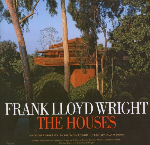 Frank Lloyd Wright - The Houses_Book Cover