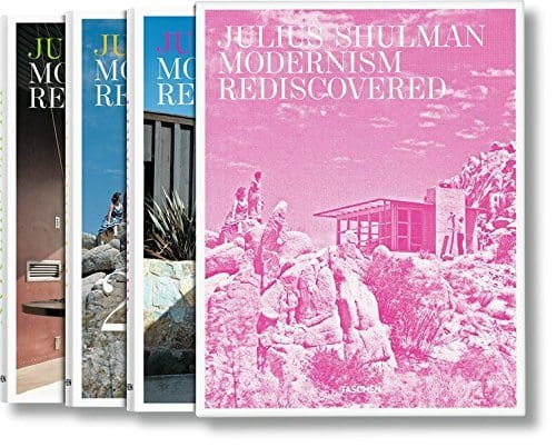 Julius Shulman- Modernism Rediscovered (3 volumes)_Book Cover